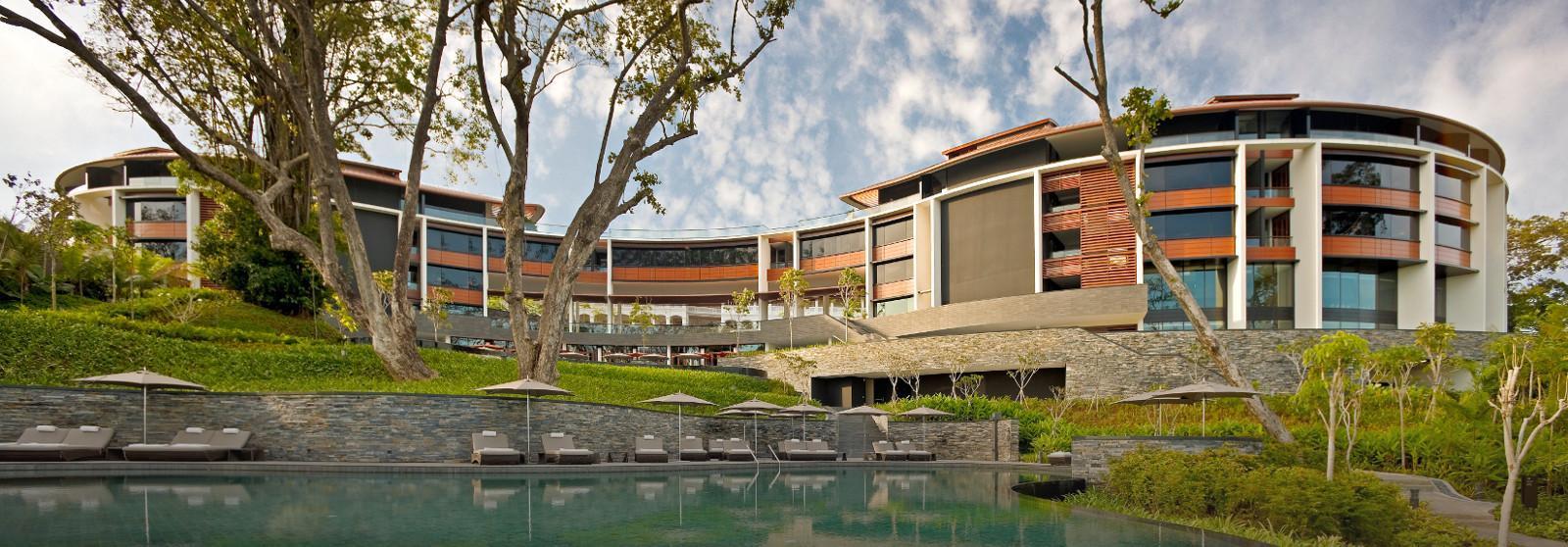 新加坡嘉佩乐酒店(Capella Singapore)【 新加坡,新加坡】朱家角安麓 酒店  www.lhw.cn