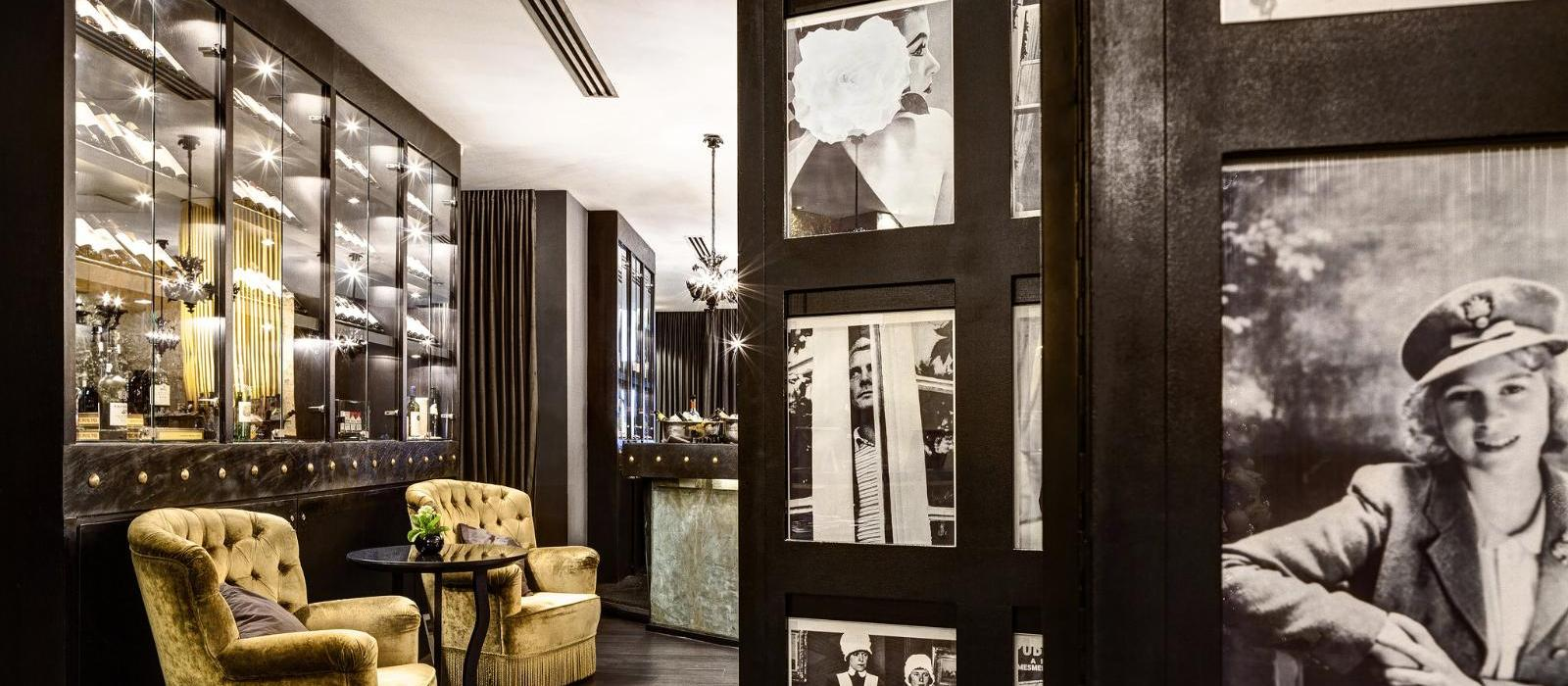 伦敦巴廖尼酒店(Baglioni Hotel London) 酒吧图片  www.lhw.cn