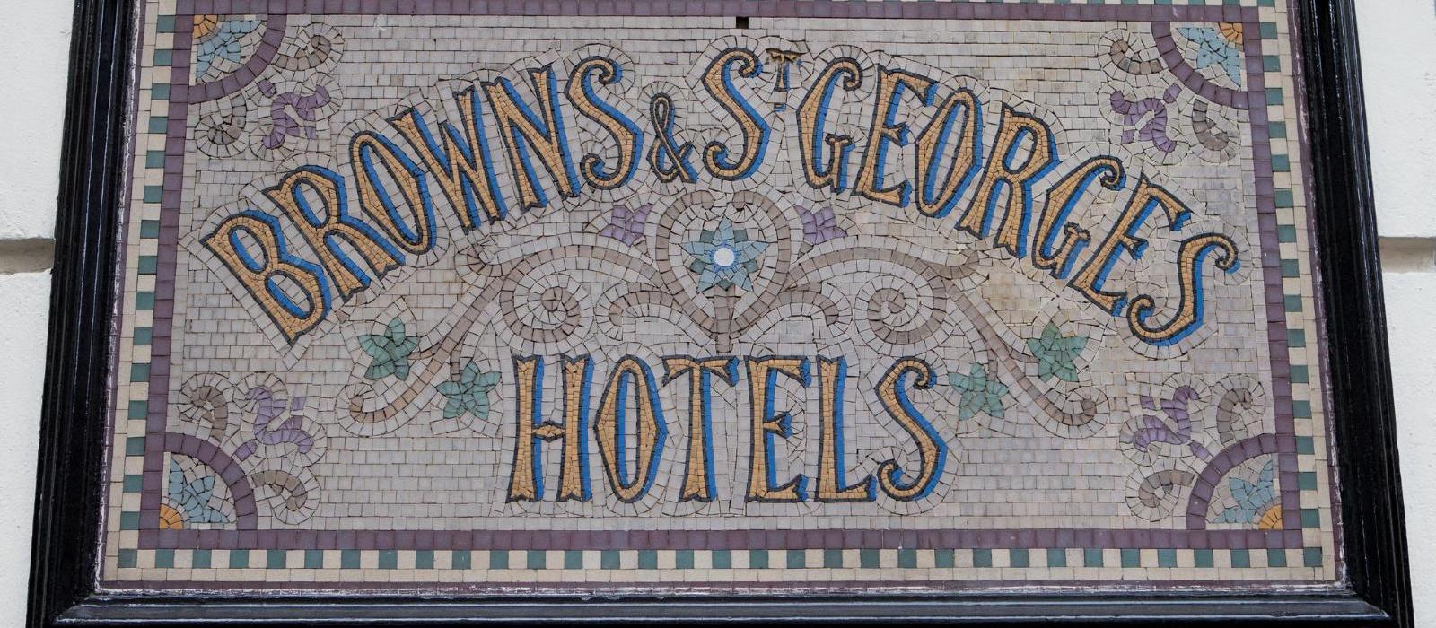 洛克福特布朗酒店(Rocco Forte Brown's Hotel) 图片  www.lhw.cn