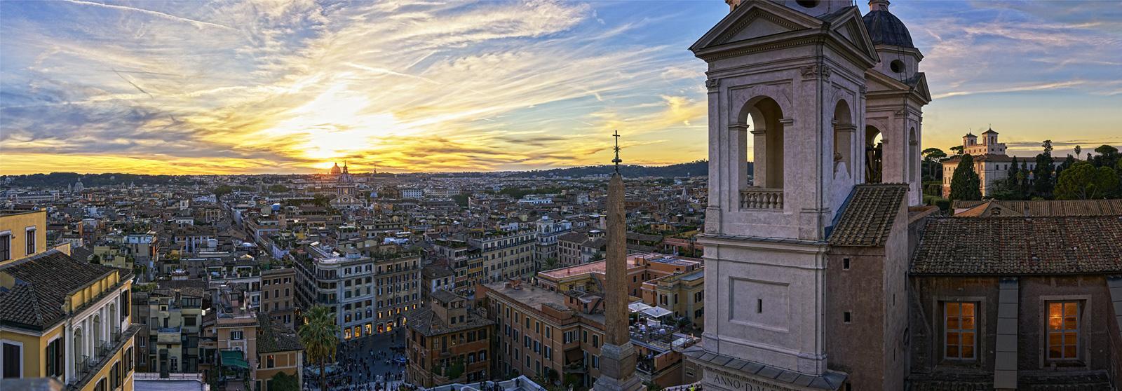 哈斯勒罗马酒店(Hassler Roma)【 罗马,意大利】 酒店  www.lhw.cn