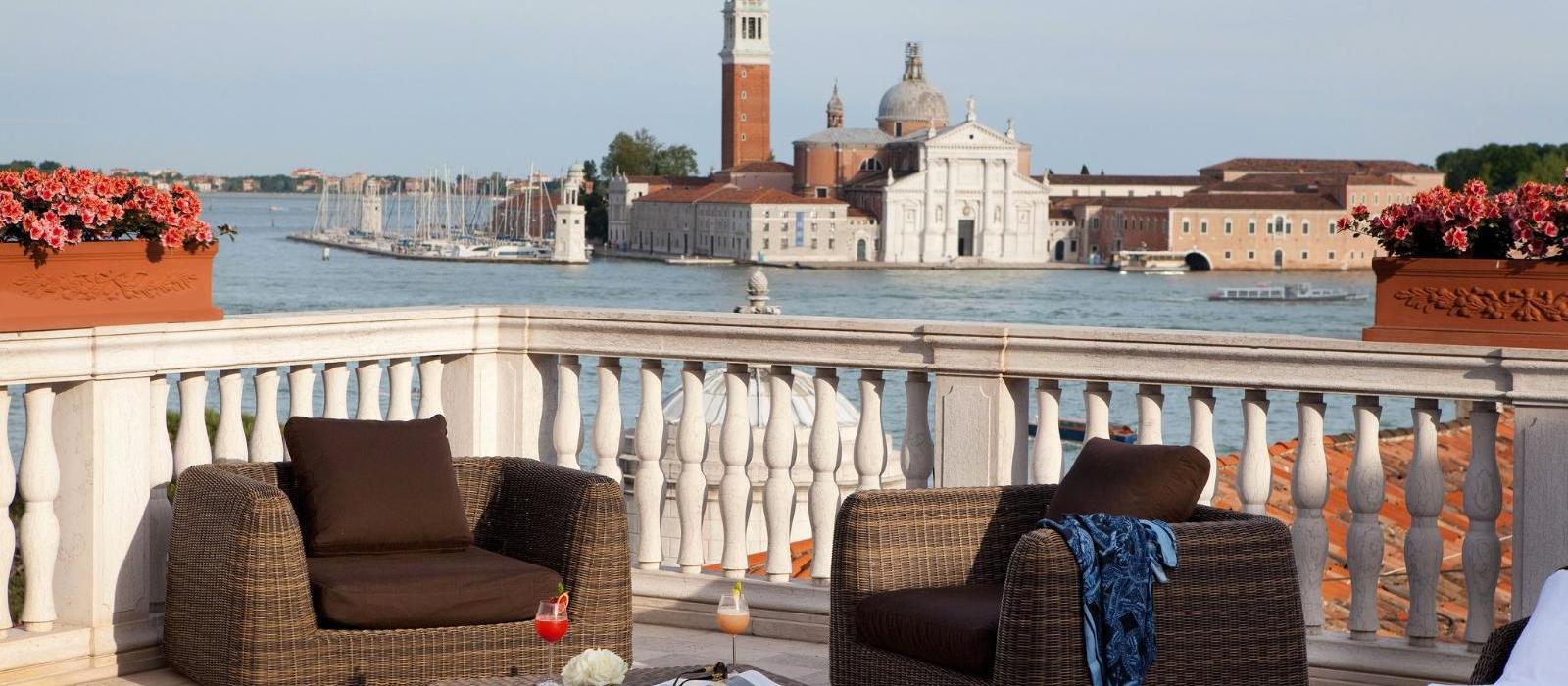 露纳巴廖尼酒店(Baglioni Hotel Luna) 圣乔治露台图片  www.lhw.cn