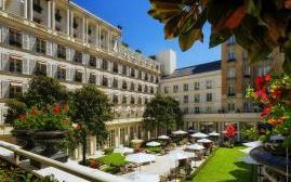 巴黎勒布里斯托酒店 - 欧特家酒店集团(Le Bristol Paris, Oetker Collection)  www.lhw.cn