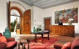 德尔尼罗温泉城堡酒店(Castello  Del Nero)  www.lhw.cn