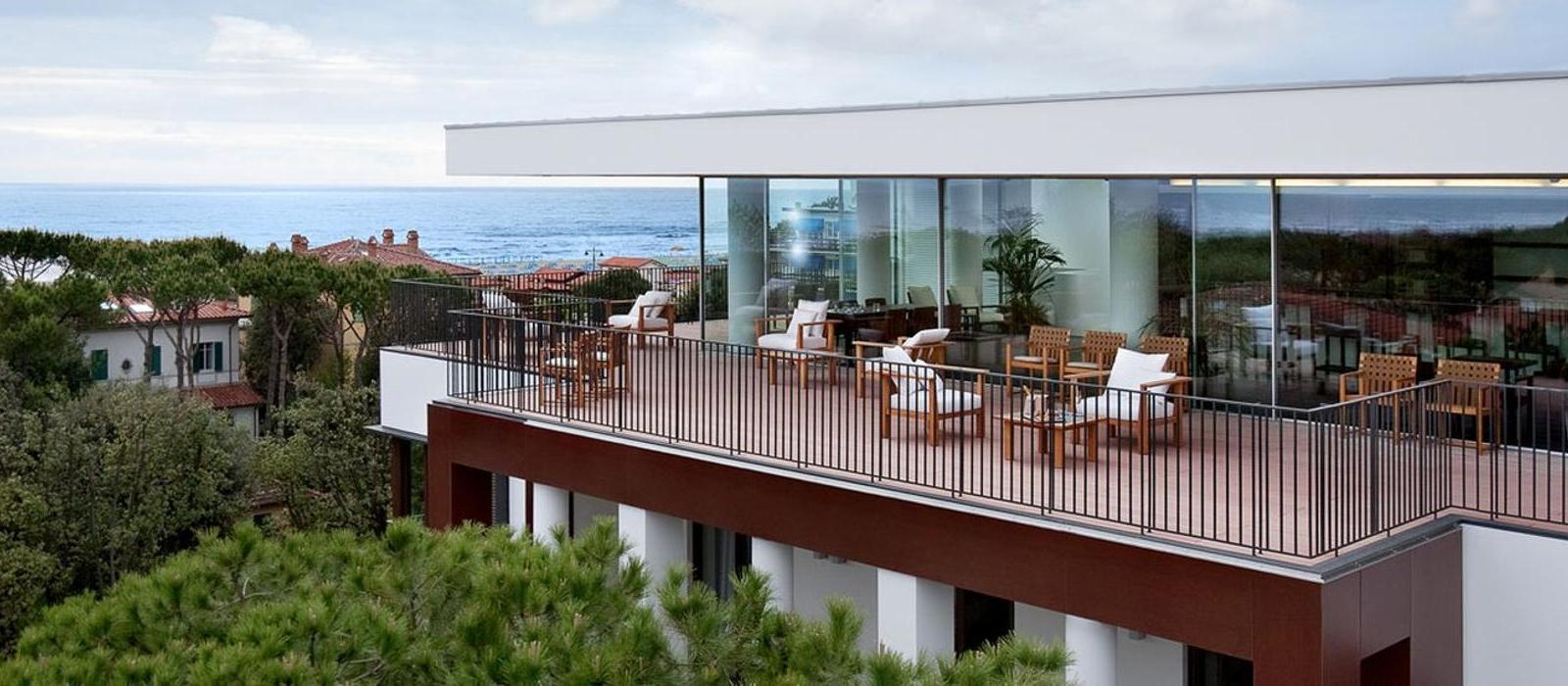 马尔米堡普林西比酒店(Principe Forte dei Marmi) 图片  www.lhw.cn