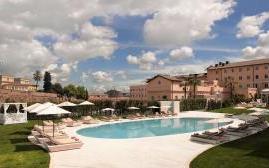 罗马梅丽亚阿格丽娉娜皇后别墅酒店(Gran Melia Rome Villa Agrippina)  www.lhw.cn