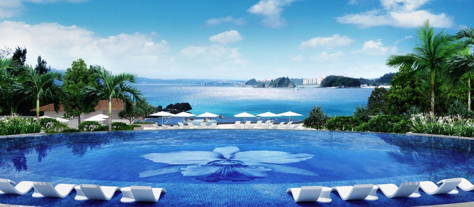 冲绳海丽客兰尼酒店(Halekulani Okinawa) 图片  www.lhw.cn