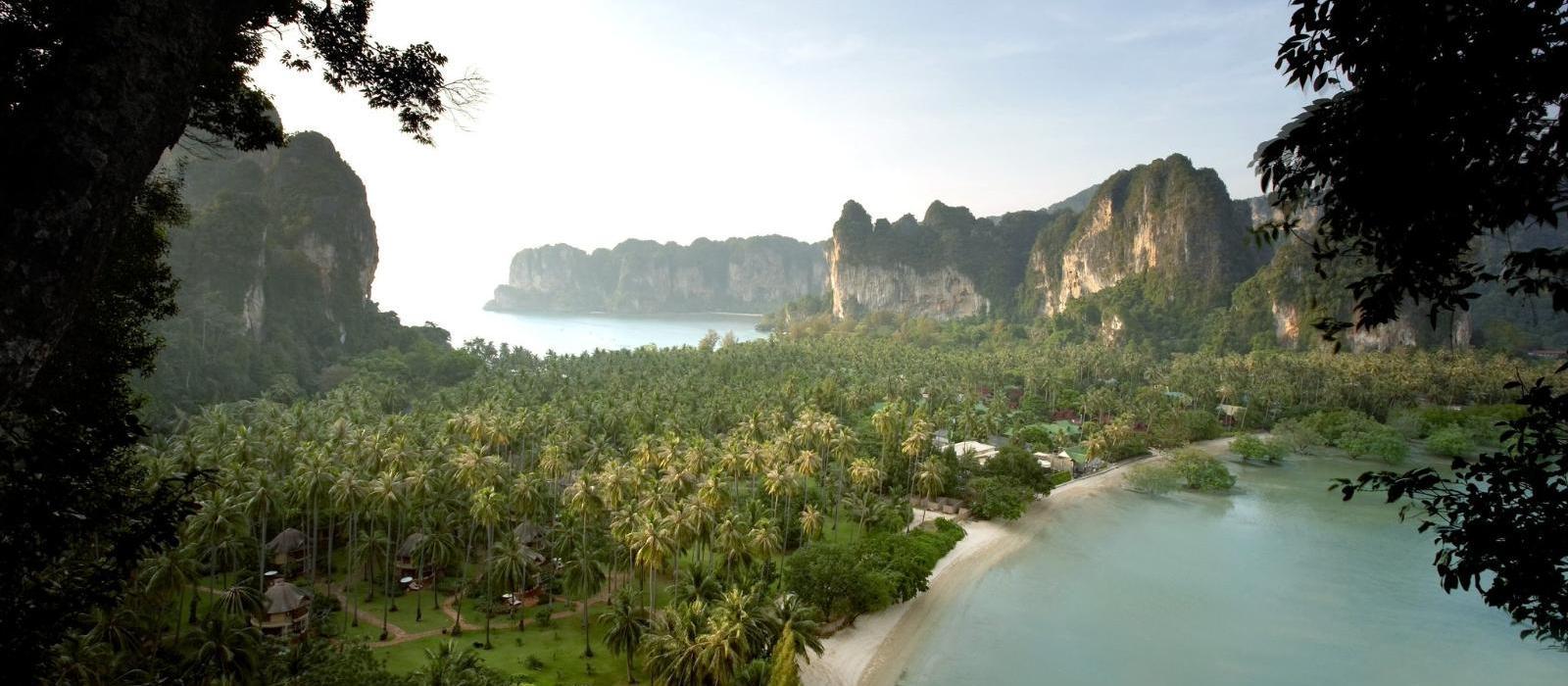 瑞亚维德度假酒店(Rayavadee) 景观图片  www.lhw.cn