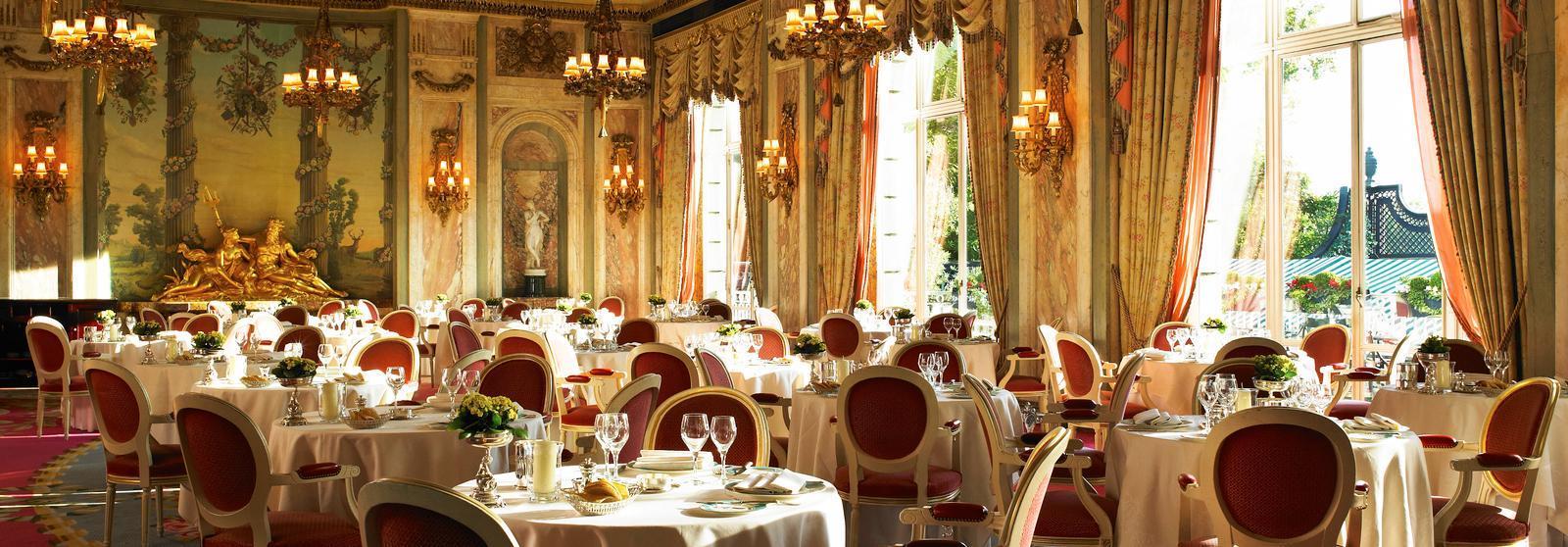伦敦丽兹酒店(The Ritz London) 丽兹餐厅图片  www.lhw.cn