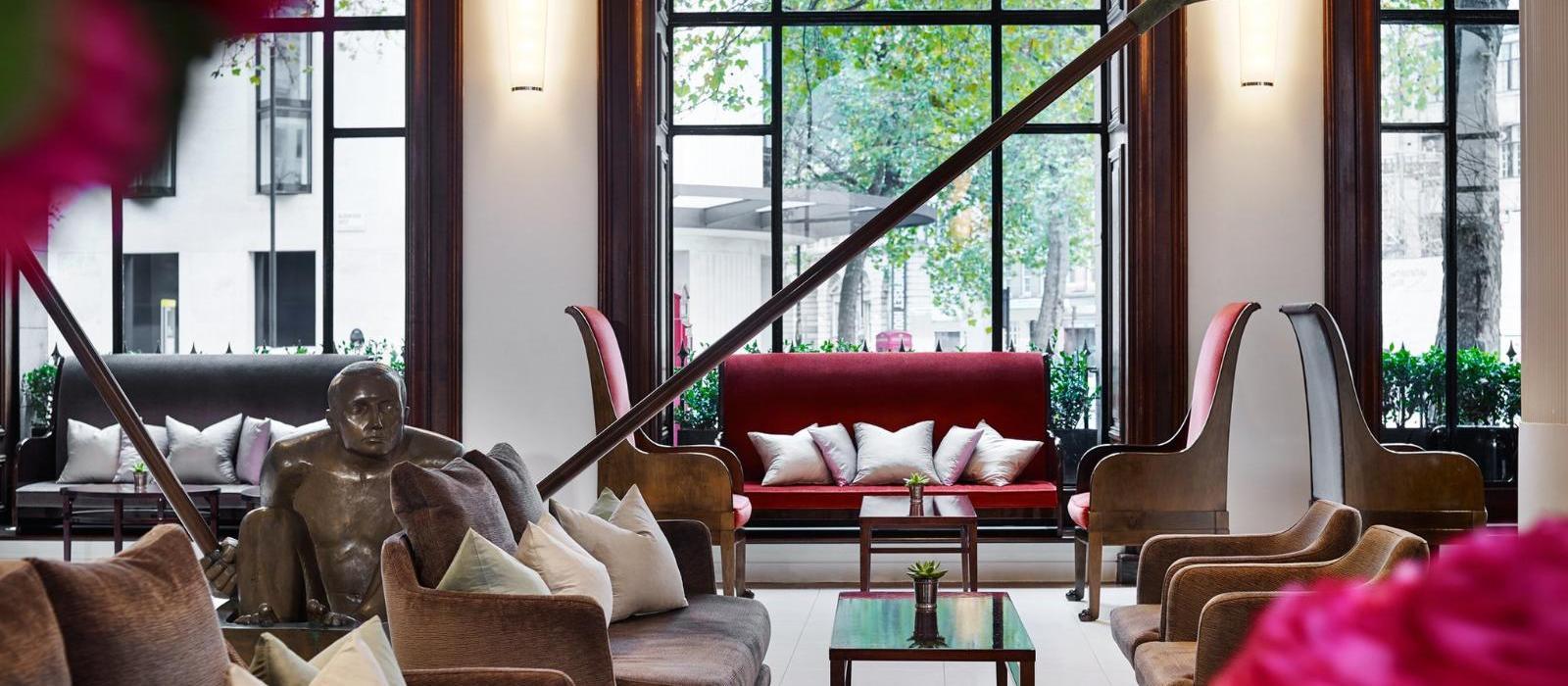 奥德维奇一号酒店(One Aldwych) 大堂图片  www.lhw.cn