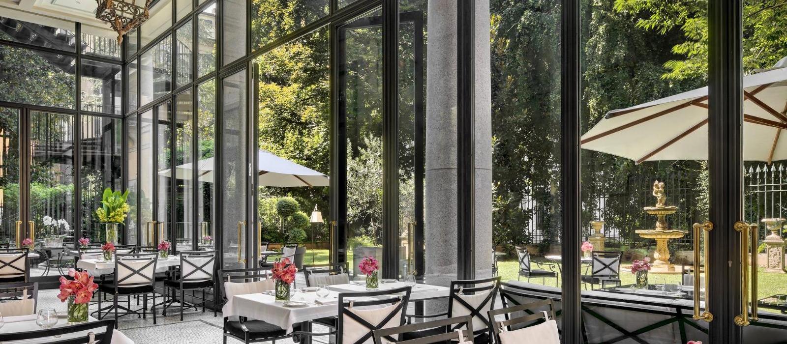 米兰巴黎宫水疗酒店(Palazzo Parigi Hotel & Grand Spa) 图片  www.lhw.cn