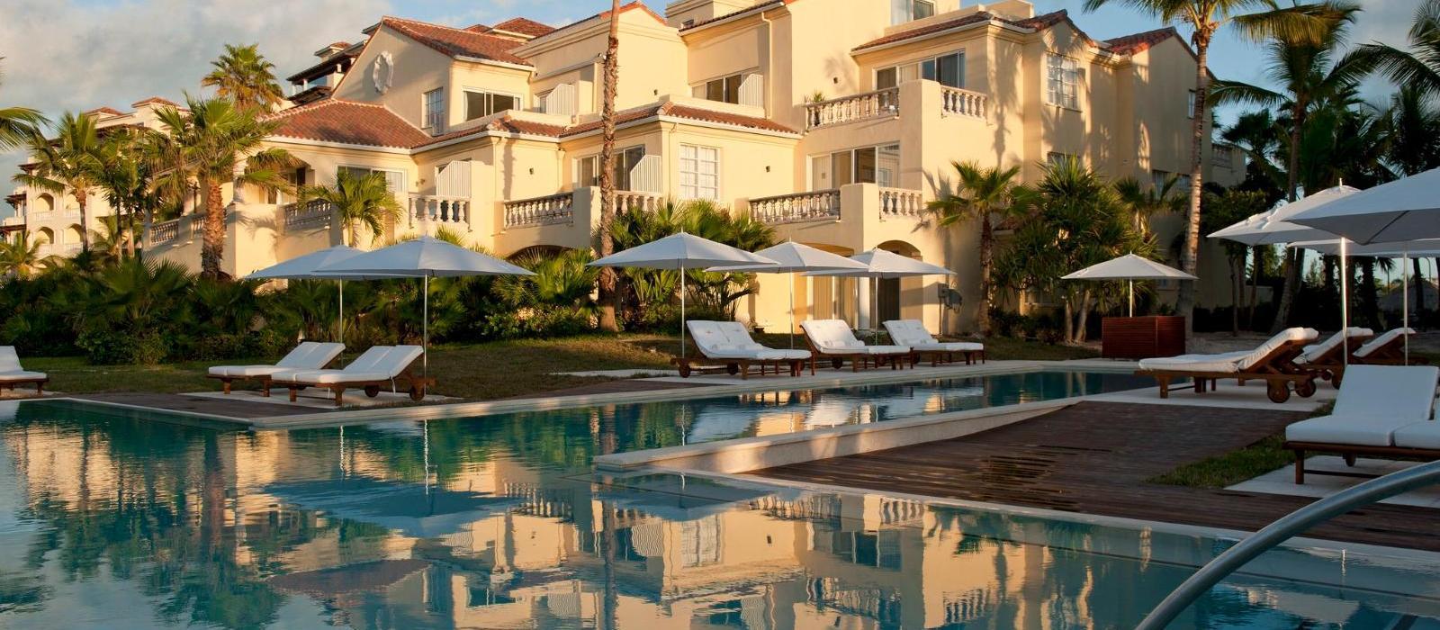 格雷斯湾度假酒店(Grace Bay Club) 图片  www.lhw.cn