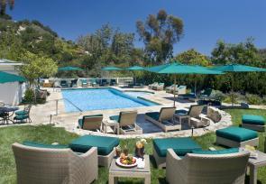 加州海岸一号公路自驾之旅第3天:蒙特西托圣思多罗花园度假酒店 www.lhw.cn