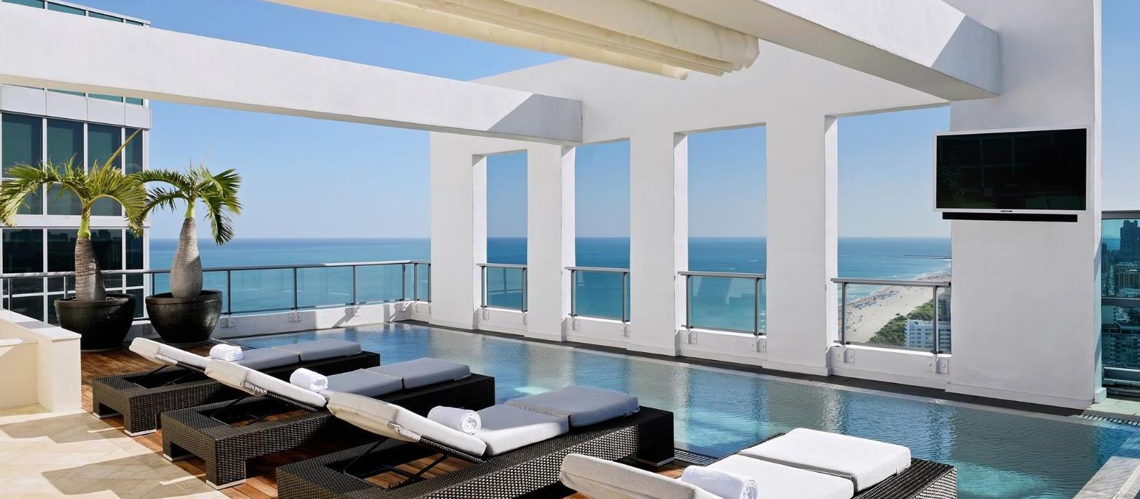迈阿密海滩舍泰酒店(The Setai, Miami Beach) 图片  www.lhw.cn