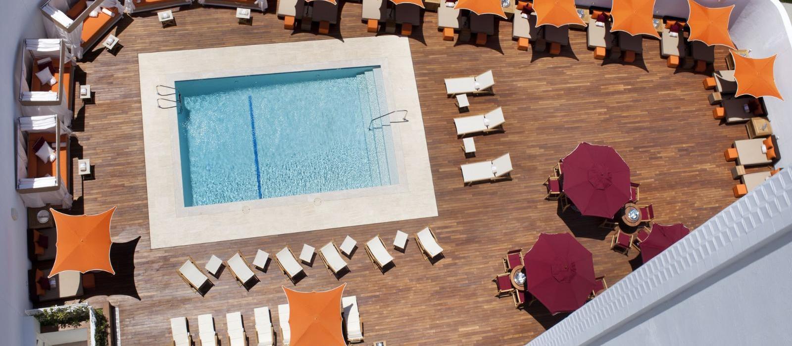 比佛利山庄C先生酒店(Mr. C Beverly Hills) 图片  www.lhw.cn