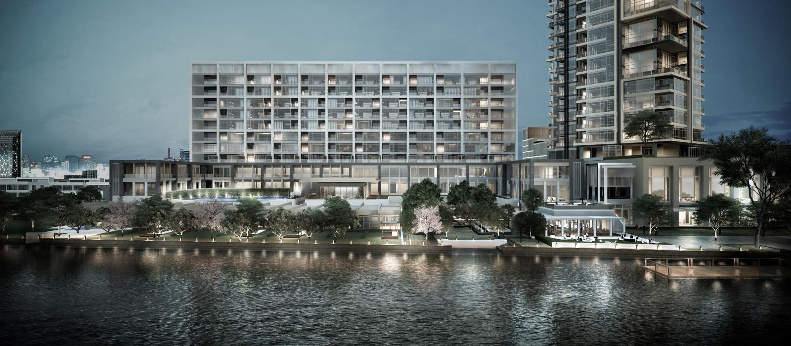 曼谷嘉佩乐酒店(Capella Bangkok)【 曼谷,泰国】 酒店  www.lhw.cn