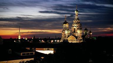 莫斯科、圣彼得堡7天文化艺术之旅第1-3天:莫斯科 www.lhw.cn