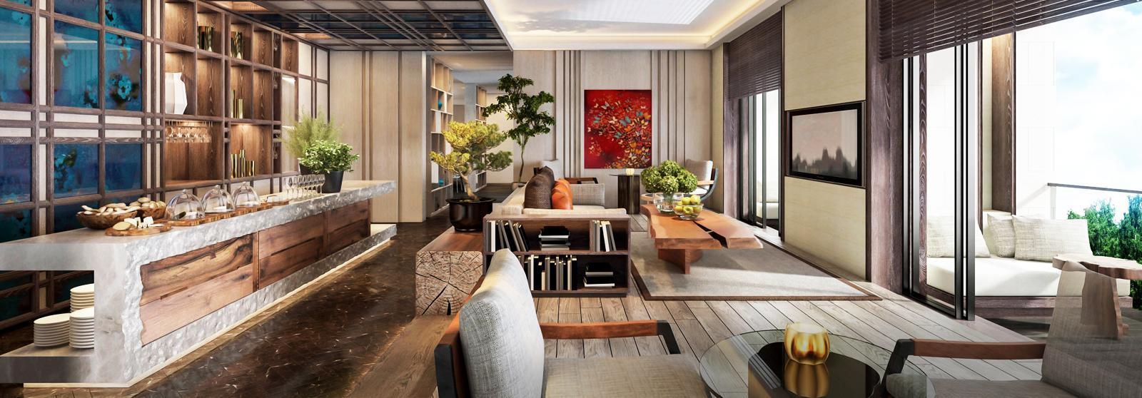 上海阿纳迪酒店(The Anandi Hotel and Spa)【 上海,中国】  酒店  www.lhw.cn