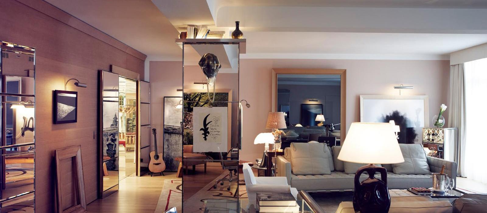 巴黎莱福士皇家梦索酒店(Le Royal Monceau – Raffles Paris) 图片  www.lhw.cn