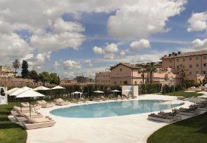经典意大利之旅:威尼斯、佛罗伦萨、罗马第1-2天:历史悠久的罗马罗马梅丽亚阿格丽娉娜皇后别墅酒店 www.lhw.cn