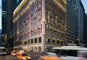 为期一周的美国历史发现之旅第1-3天:纽约纽约旎博酒店 www.lhw.cn
