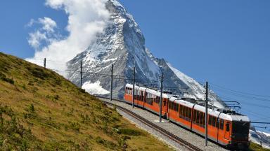 日内瓦到苏黎世8日纯美之旅第3-6天:阿尔卑斯山脉(采尔马特和格施塔德) www.lhw.cn