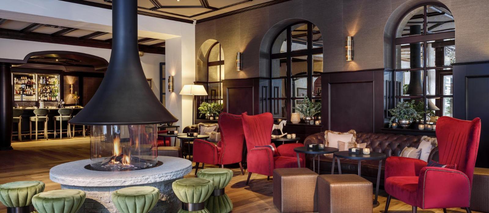 马特峰皇轩酒店(Mont Cervin Palace) 图片  www.lhw.cn
