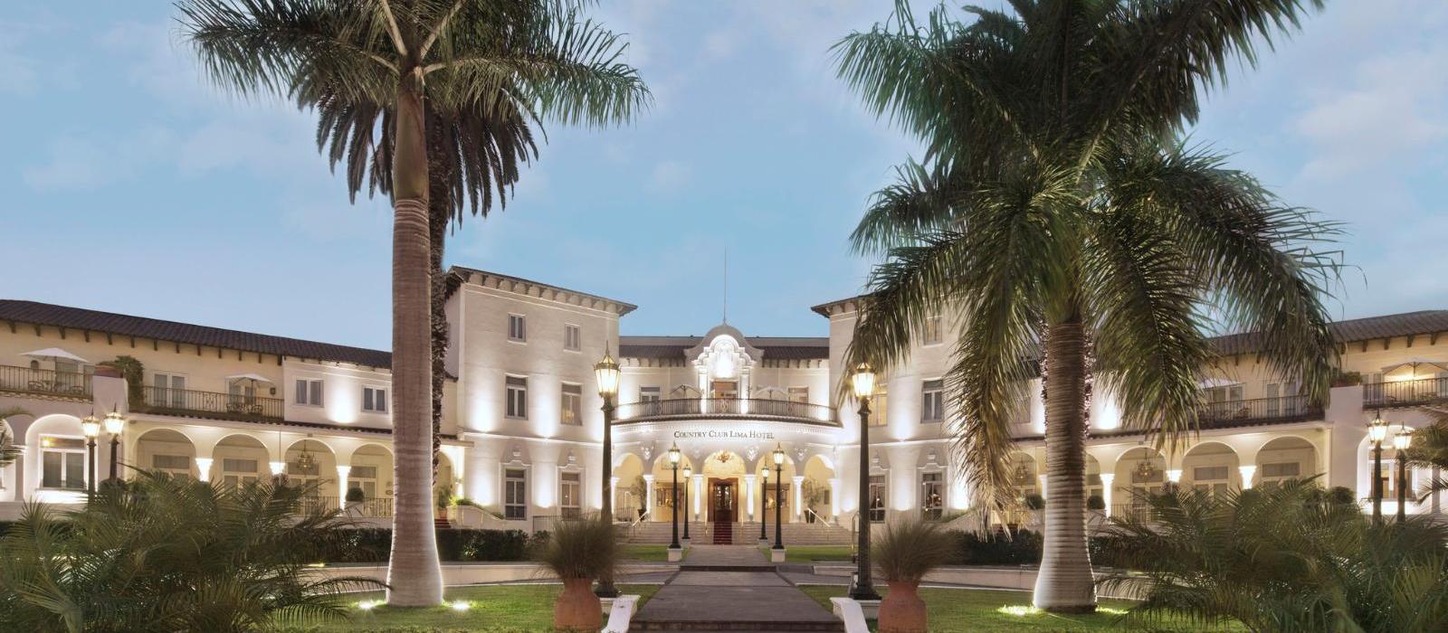 利马乡村会所酒店(Country Club Lima Hotel) 图片  www.lhw.cn