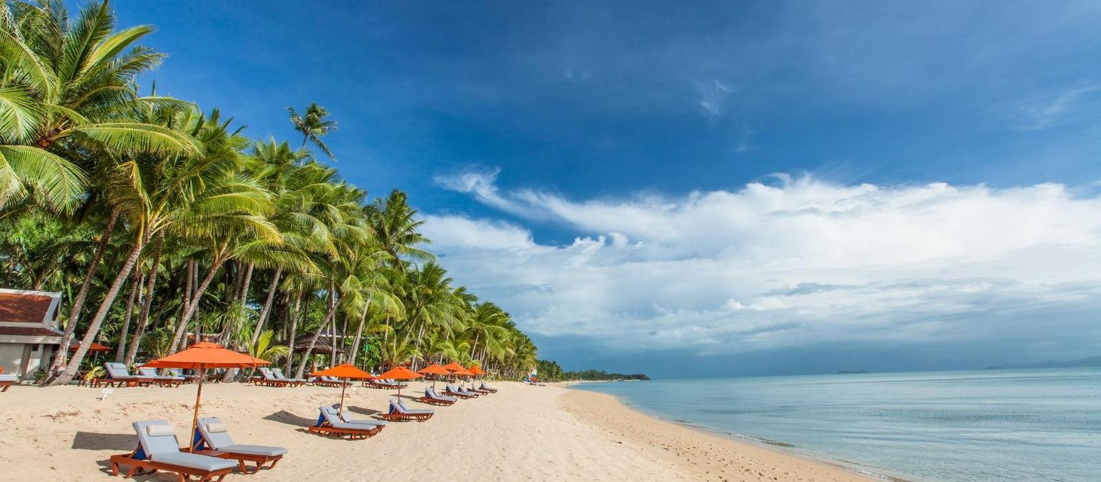 苏梅岛圣缇丽海滩度假水疗酒店(Santiburi Beach Resort and Spa) 图片  www.lhw.cn