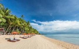 苏梅岛圣缇丽海滩度假水疗酒店(Santiburi Beach Resort & Spa)  www.lhw.cn