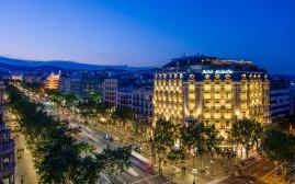 美琪大酒店(Majestic Hotel and Spa)  www.lhw.cn