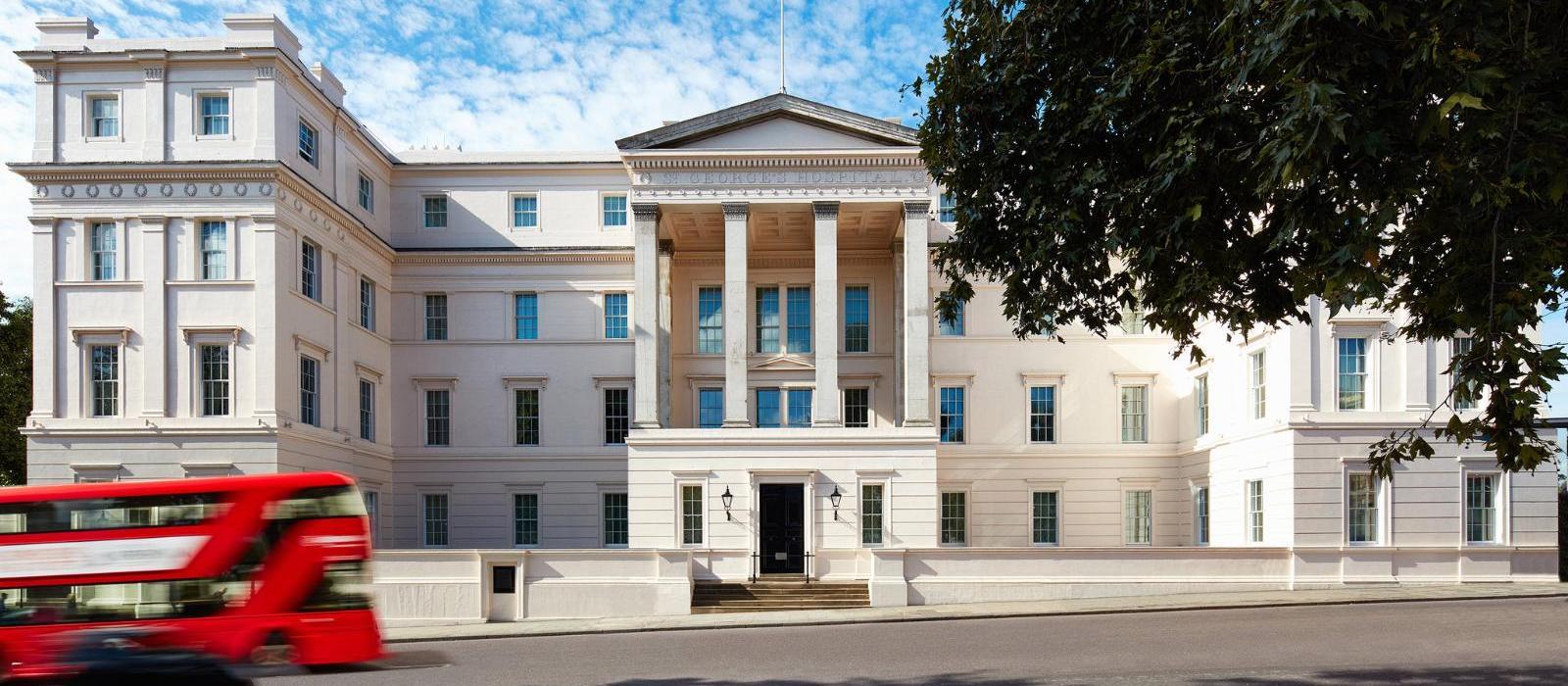伦敦兰斯伯瑞酒店 - 欧特家酒店集团(The Lanesborough, Oetker Collection) 图片  www.lhw.cn
