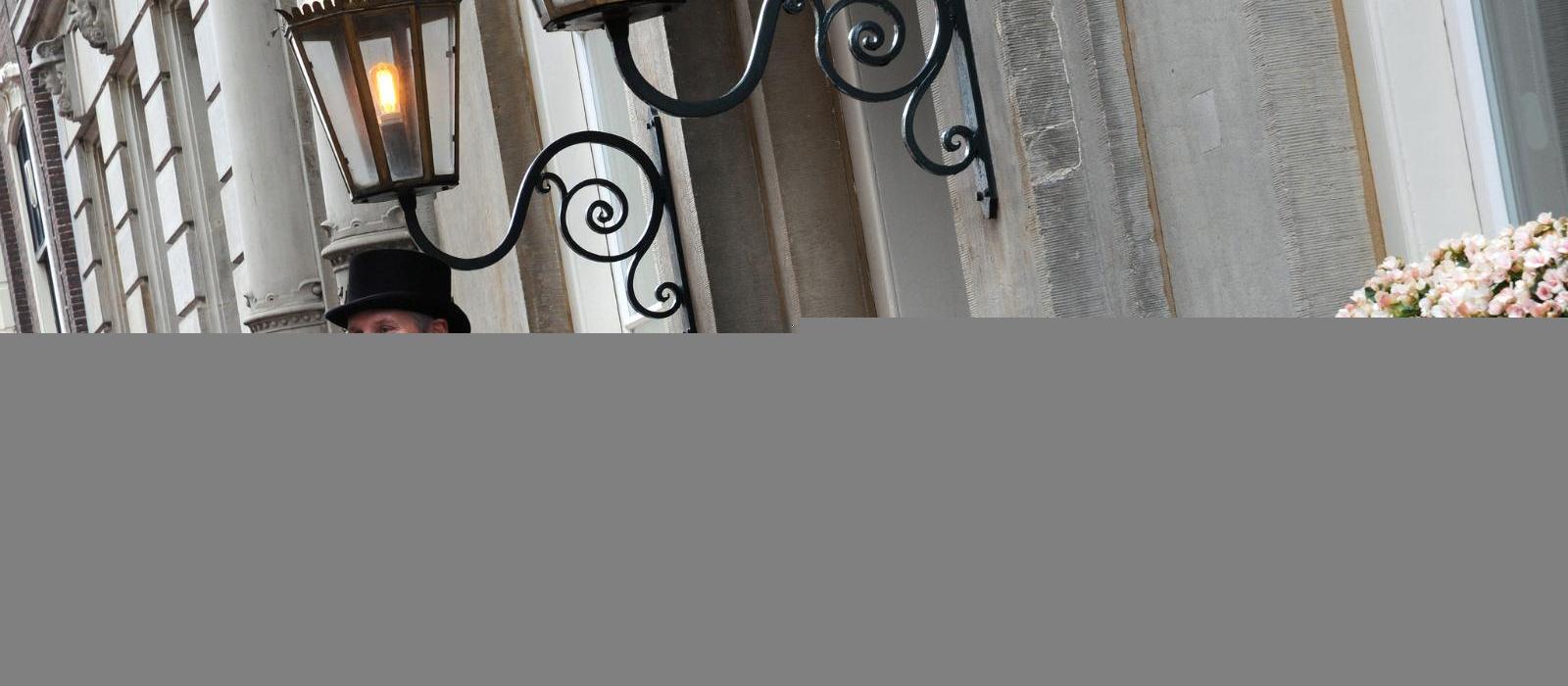阿姆斯特丹欧洲古韵酒店(De L'Europe Amsterdam) 酒店入口图片  www.lhw.cn