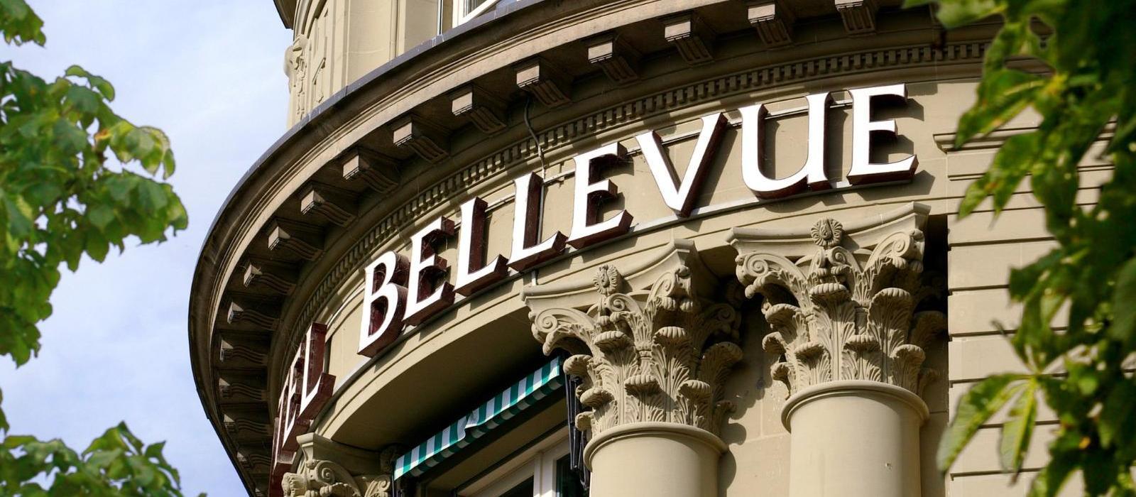 伯尔尼贝尔维尤宫国宾酒店(Bellevue Palace) 酒店外观图片  www.lhw.cn