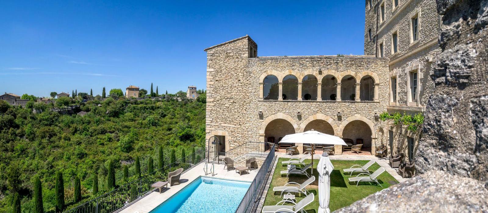 普罗旺斯戈尔德红莓山庄酒店(Airelles Gordes, La Bastide) 图片  www.lhw.cn