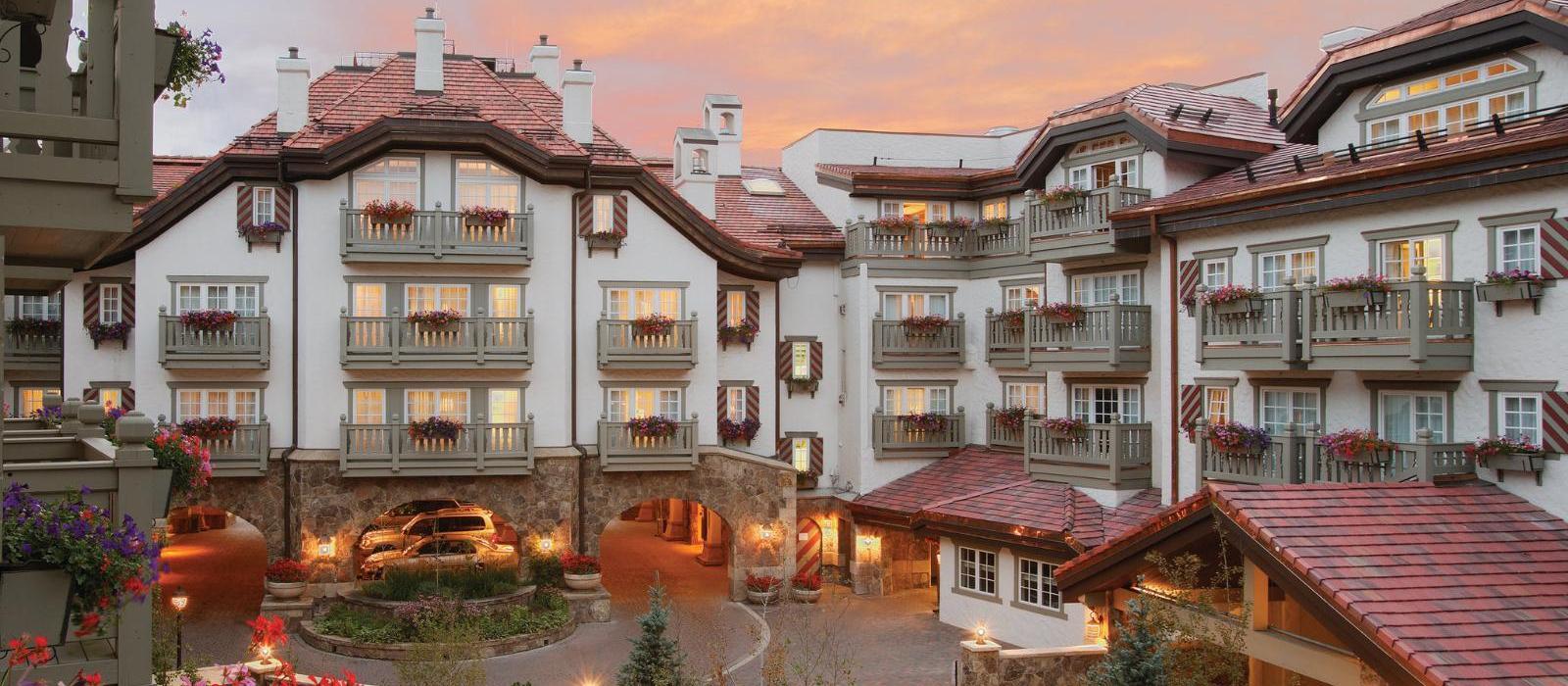 桑能纳波酒店(Sonnenalp Hotel) 图片  www.lhw.cn