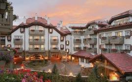 桑能纳波酒店(Sonnenalp Hotel)  www.lhw.cn