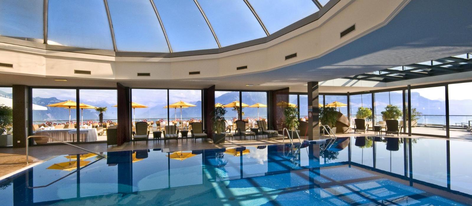 米兰朵度假酒店及Spa(Le Mirador Resort and Spa) 水疗中心图片  www.lhw.cn