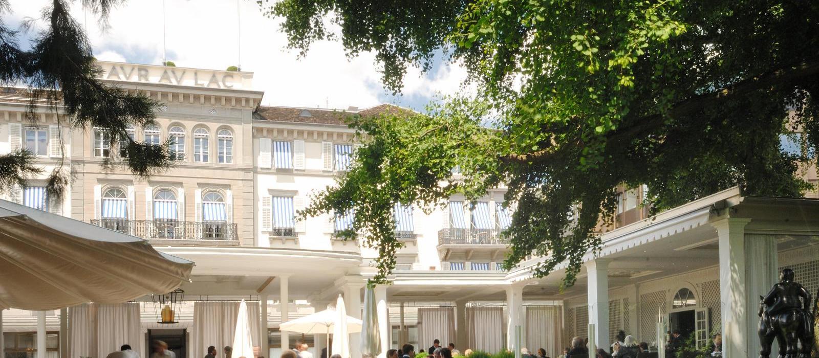 博安湖畔酒店(Baur Au Lac) 图片  www.lhw.cn