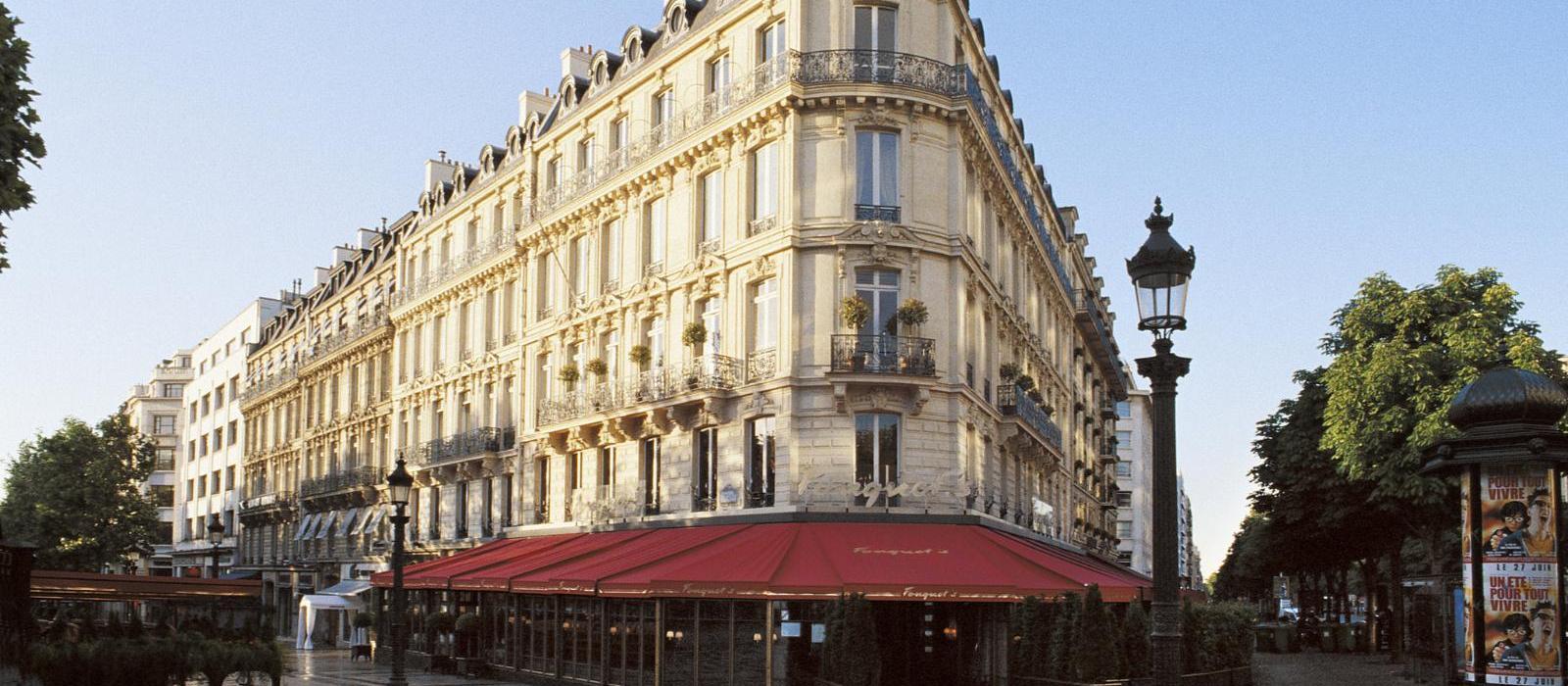 巴里耶尔富凯酒店(Hotel Barriere Le Fouquet's Paris) 图片  www.lhw.cn