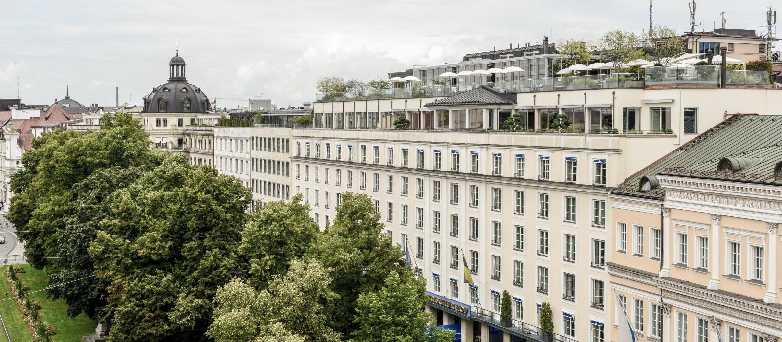 巴伐利亚宫廷酒店(Bayerischer Hof)【 慕尼黑,德国】 酒店  www.lhw.cn