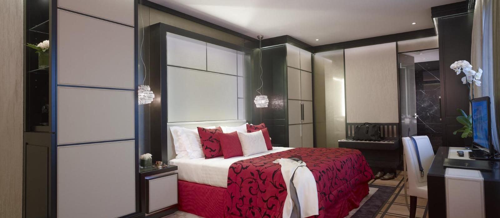 卡尔顿巴廖尼酒店(Baglioni Hotel Carlton) 图片  www.lhw.cn