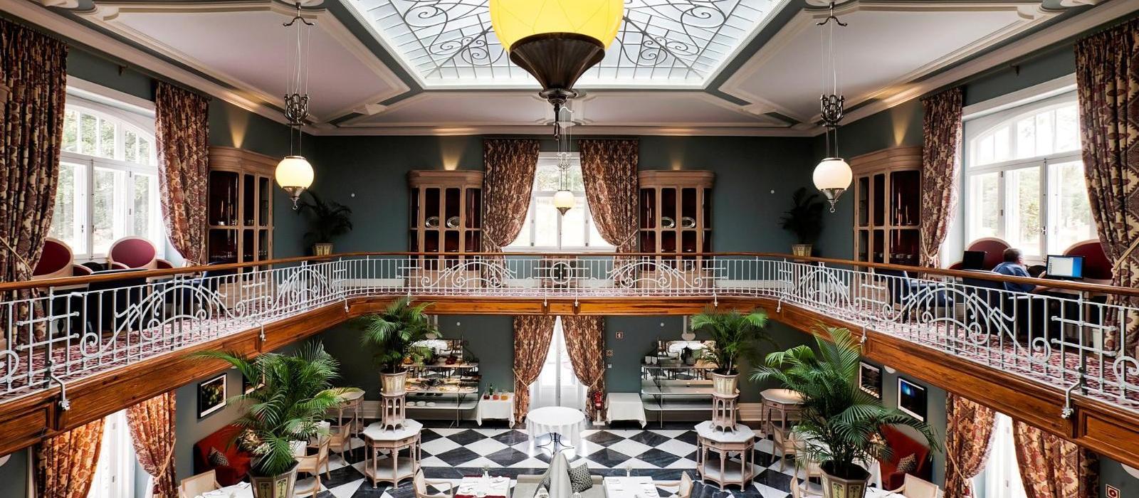 维达谷宫廷酒店(Vidago Palace) 图片  www.lhw.cn