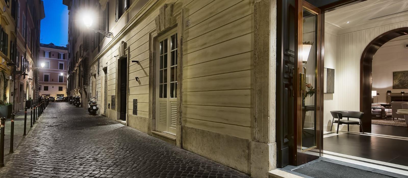 罗马锦凯酒店(J.K. Place Roma) 图片  www.lhw.cn