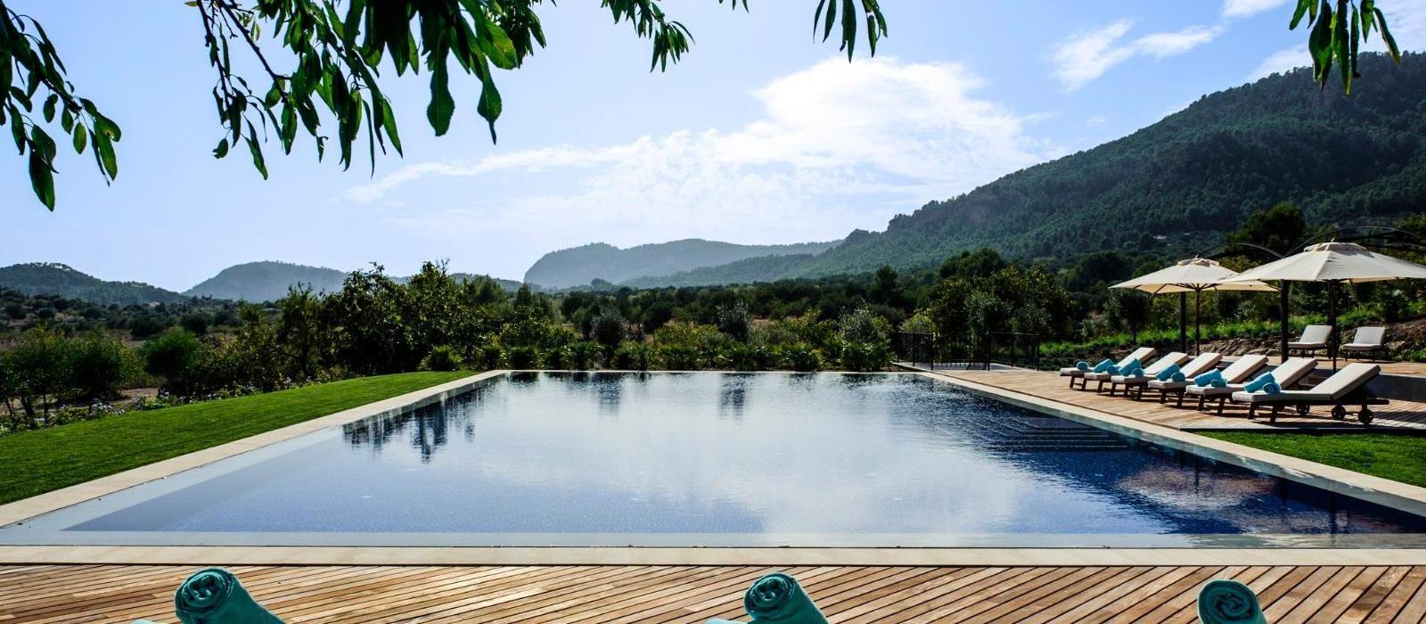 喀斯特利圣克莱瑞大酒店(Castell Son Claret) 图片  www.lhw.cn