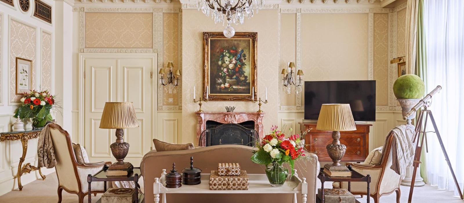 维也纳大酒店(Grand Hotel Wien) 套房图片  www.lhw.cn