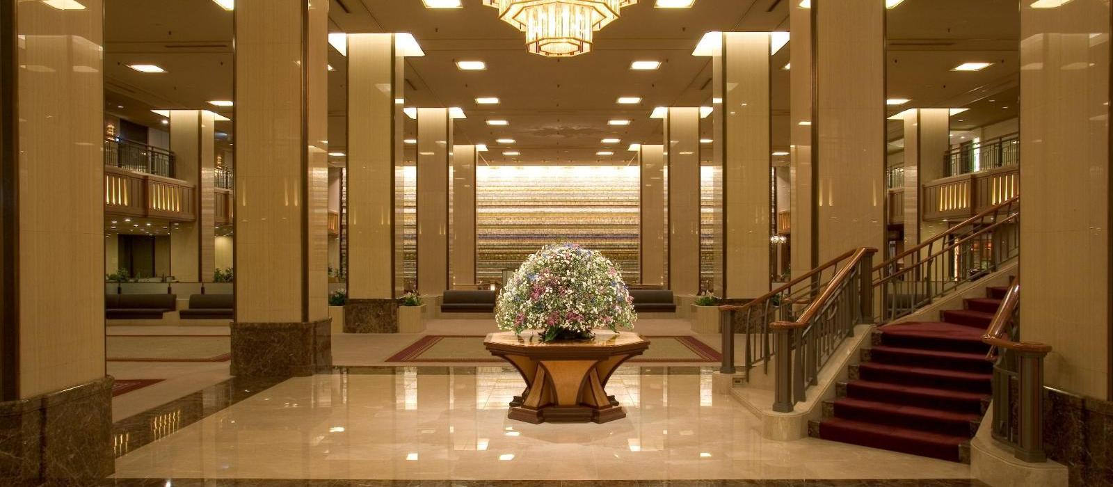 东京帝国酒店(Imperial Hotel, Tokyo) 大堂图片  www.lhw.cn