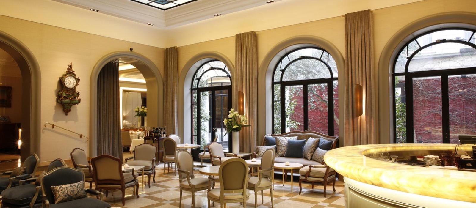 兰卡斯特酒店(Hotel Lancaster) 酒吧图片  www.lhw.cn