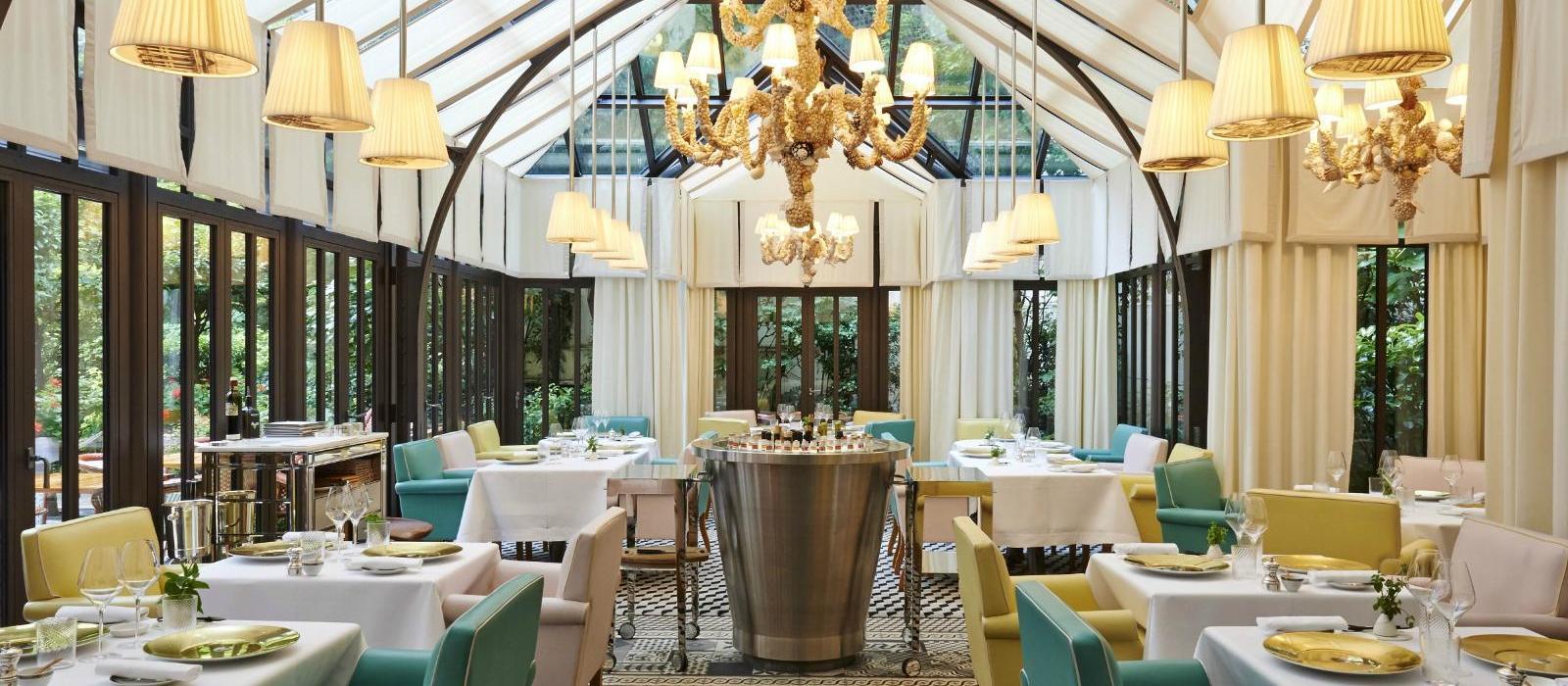 巴黎莱福士皇家梦索酒店(Le Royal Monceau – Raffles Paris)【 巴黎,法国】 酒店  www.lhw.cn