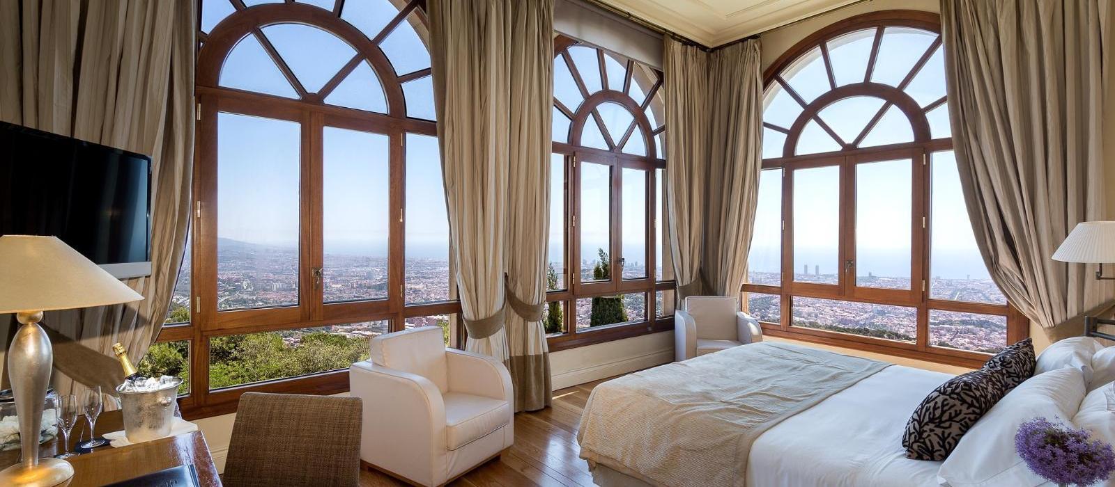佛罗里达大酒店(Gran Hotel La Florida) 图片  www.lhw.cn