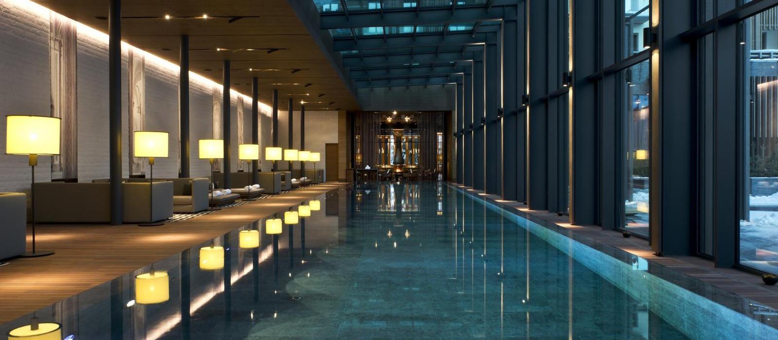 安德马特澈笛度假酒店(The Chedi Andermatt) 图片  www.lhw.cn